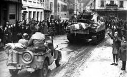 colmar,libération,liberation,1945,2 février